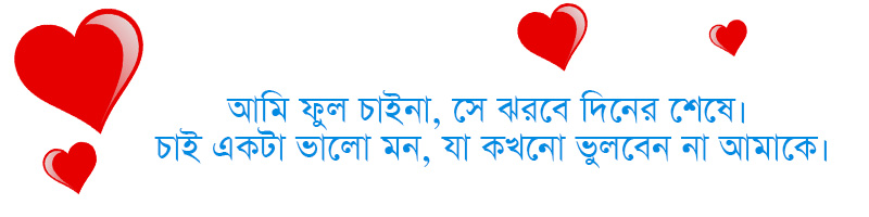 Bangla love sms quotes | bangla valobashar sms |