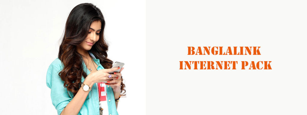 Banglalink internet offer pack