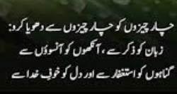 Hazrat Ali's Quotes