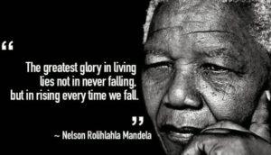 নেলসন ম্যান্ডেলার উক্তি  | Nelson mandela quotes